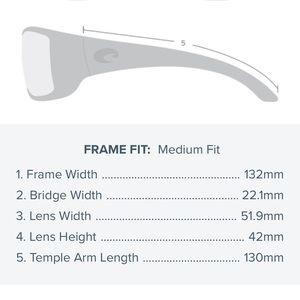 e290016007 Costa Accessories - 🆕Costa Ocearch Copra Sunglasses 580P Unisex